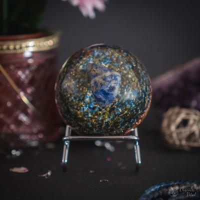 Lapis lazuli - orgonite...