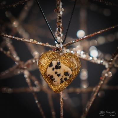 Dalmatian Jasper- orgonite...
