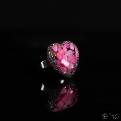 Školjke - Orgonitni prstan...