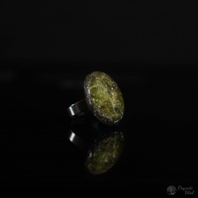 Peridot - orgonite small...