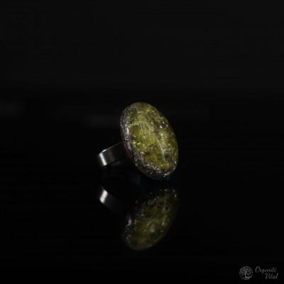 Peridot - orgonite small...