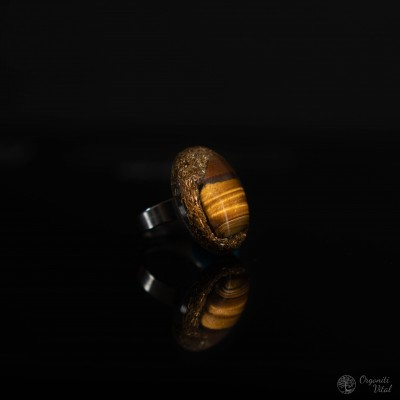 Tiger eye - Orgonite small...
