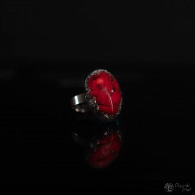 Korale - orgonitni prstan...