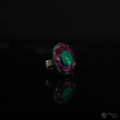 Malachite - orgonite small...
