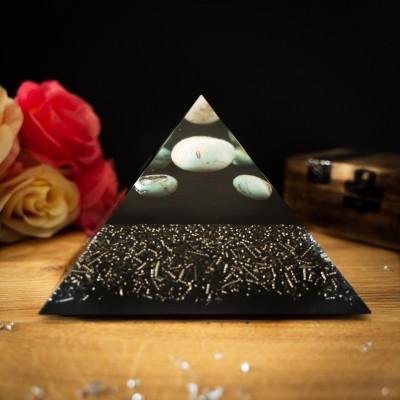 Turkiz - Orgonitna Piramida