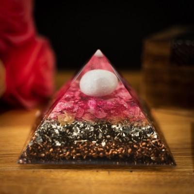 Angelit – Orgonitna Piramida