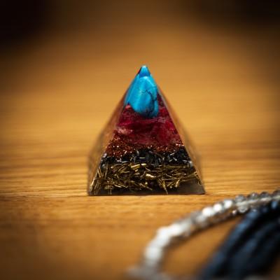 Blue Howlite - Orgonite...