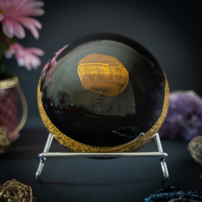 Tiger eye - orgonite...