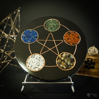 5 Elements - Orgonite...