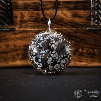 Snowflake Obsidian -...