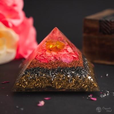 Jantar – Orgonitna Piramida