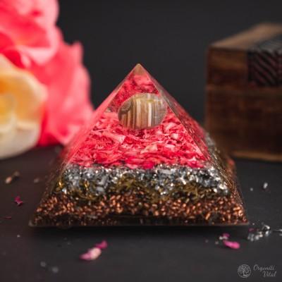 Ahat – Orgonitna Piramida